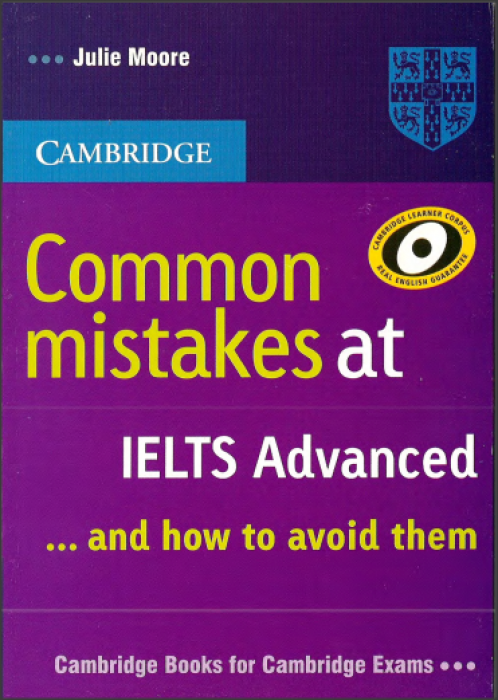 COMMON MISTAKE -IELTS ADVANCED