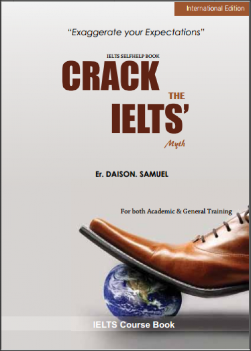 CRACK THE IELTS