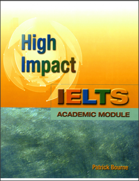 HIGH IMPACT IETLS