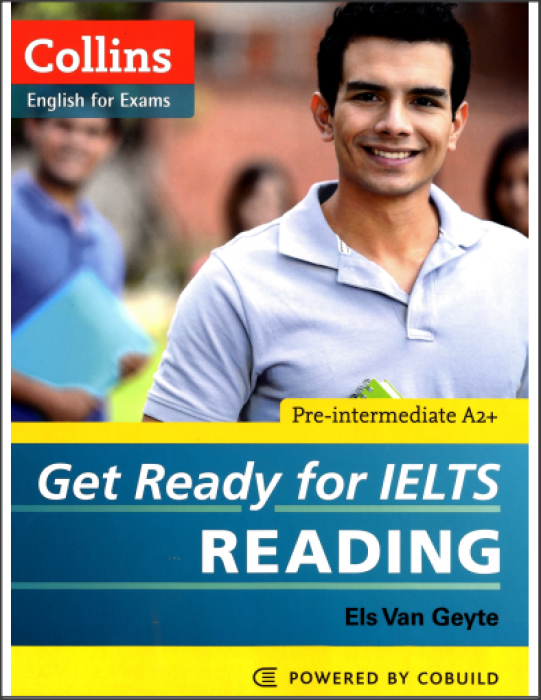 GET READY FOR IELTS READING PRE-INTERMEDIATE