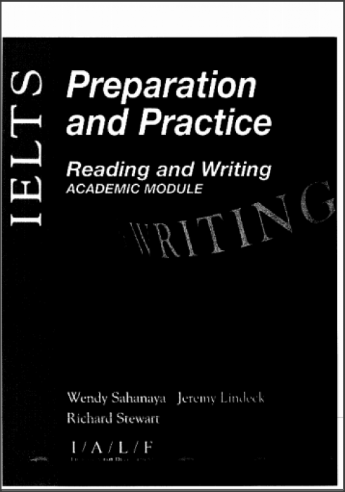 IELTS PREPARATION AND PRACTICE ACADEMIC WRITING - READING