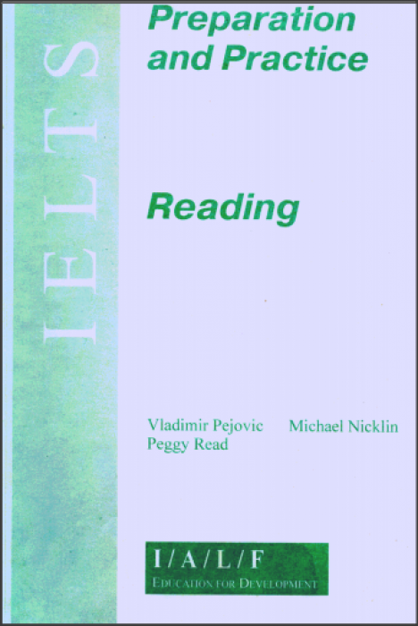 IELTS PREPARATION AND PRACTICE READING