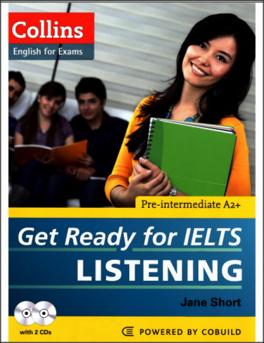 GET READY FOR IELTS LISTENING PRE-INTERMEDIATE